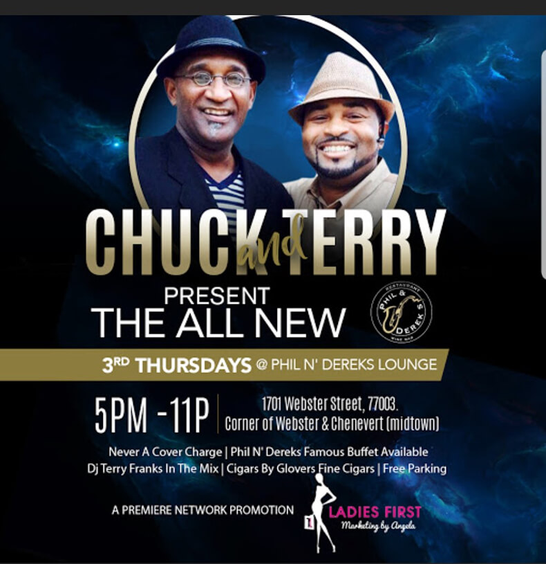 Chuck and Terry